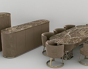 furniture table console 3D model