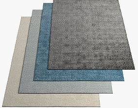 Restoration Hardware Rugs 80 3D model