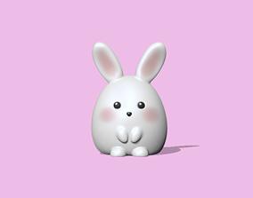 3D print model Cute Bunny sculpt