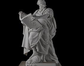 classic 3D print model Sculpture