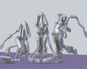 3D print model Arco-Fabulous flagellants