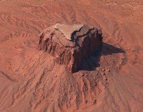 3D model Arizona Mountain 003