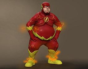 3D printable model Flash Retired