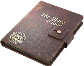 The Diary Of Jane 3D model