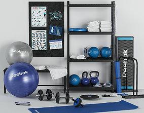 Sports set 3D