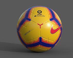 3D Nike Merlin Laliga Winter Ball 2019