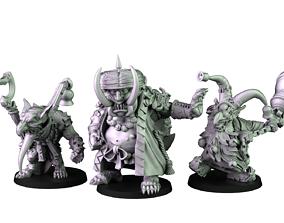 Goblins 3D printable model