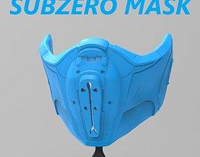 3D print model SUBZERO MASK