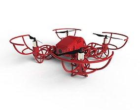 3D print model Mini drone