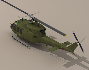 3D model B 212 army