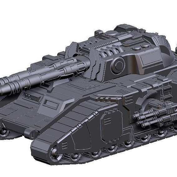 Legion Falchion superheavy tank