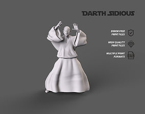 vader 3D printable model The Emperor