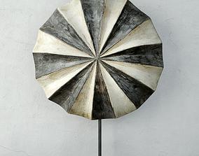 3D Zulu Shield | CGTrader