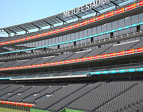 MetLife Stadium 3D