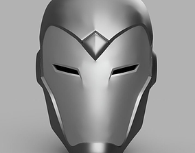 3D print model Superior Iron Man Helmet
