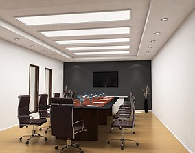 Conference room office 3D