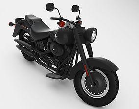 3D Harley Davidson