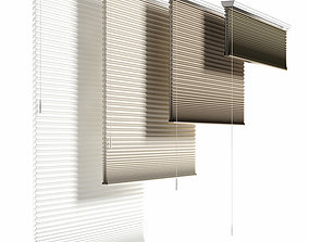 3D model Duolite blinds HUNTER DOUGLAS