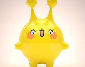 3D model Mascot 002