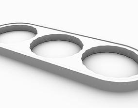 Fidget Toy - Straight Bearing Spinner 3D printable model