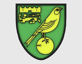 3D Norwich Logo