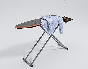 Ironing Board Siemens 3D model