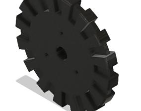 TRIM BARON 58 3D printable model