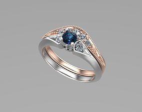 Matching rings NN057 3D print model