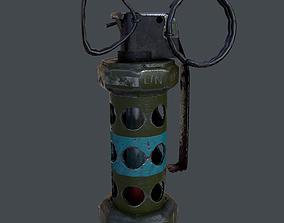 Grenade Flash 3D model
