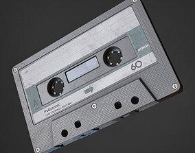 Cassette Tape VR / AR ready