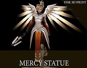 Mercy Statue for 3D Print sculptures