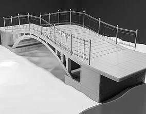 3D Bridge pavement