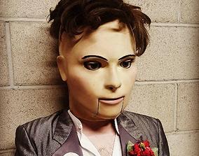 Wearable Animatronic Ventriloquist Doll 3D print model