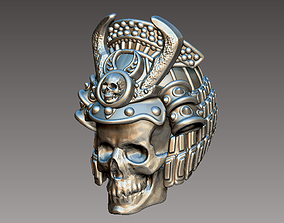 Samurai 3D printable model