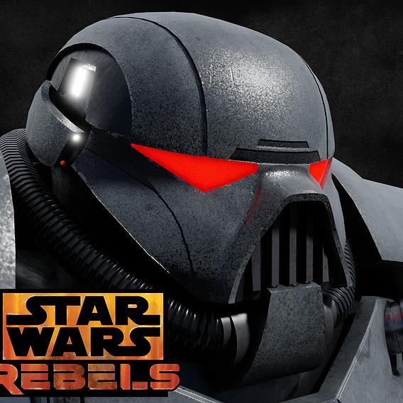 Star Wars Rebels DT Series Sentry Droid