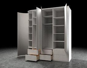 3D Wardrobe wardrobe