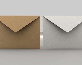 3D Envelope Size C5 BANKER