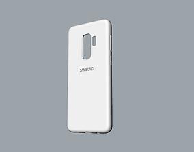 Samsung Galaxy S9 plus rubbler case 3D printable model