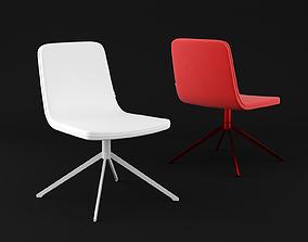 3D model BT design pera lounge type 3 ergonomic