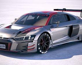 3D model Audi R8 LMS GT3 2020