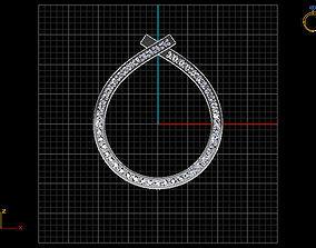 3d Ring Design 3D print model