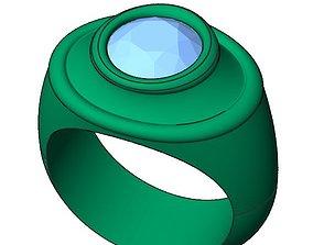 3D print model rings signet ring