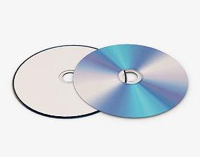 3D DVD Disc