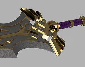 Royal Claymore 3D printable model