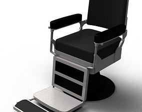 Nike Barber chair 3D