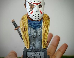 Jason Voorhees Bust for 3D printing