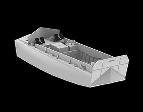 3D LCVP Landing Craft Vehicle and Personnel