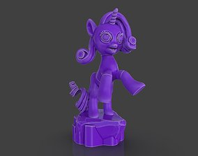My Little Pony Unicorn Rarity 3D print model