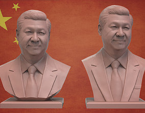 figurines Xi Jinping 3D print model