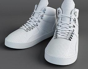 3D model Bronx Shoes